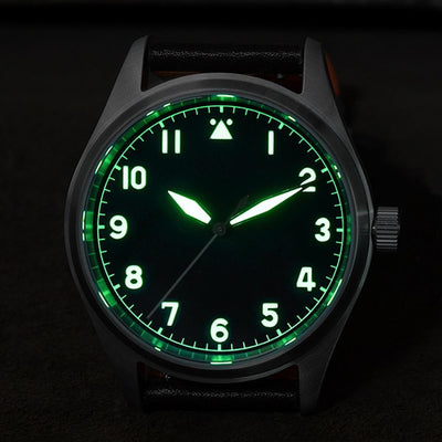 Montre Pilote RAF Luxe