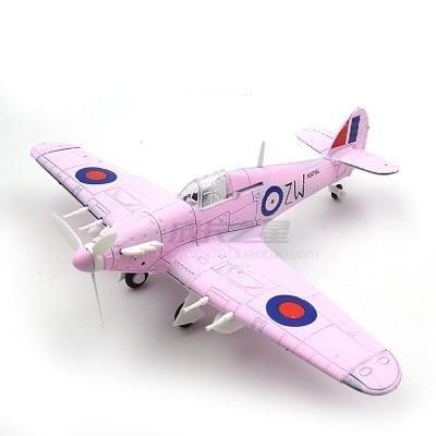 Maquette Avion Hurricane Rose