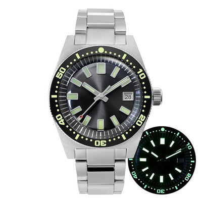 Montre Aviateur Homme Reef Tiger