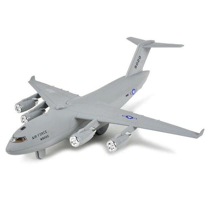Avion Miniature C130 Gris