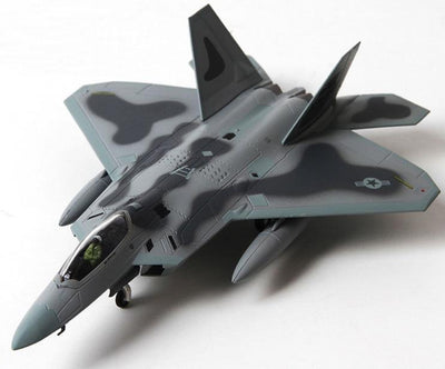 Avion Miniature Raptor militaire