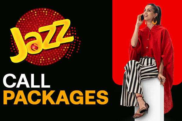 Jazz call bundles are genuinely mainstream in Pakistan