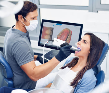 Scan your teeth and follow your dental hygiene with new technology