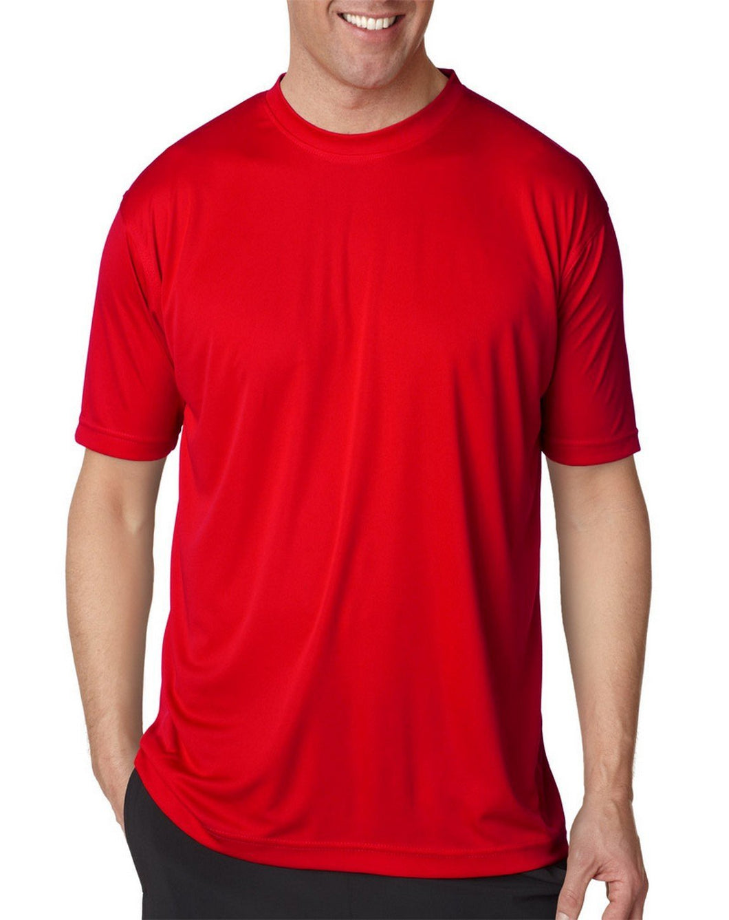 DryFit Athletic Interlock Tee READY FOR YOUR Text Cedar Hill Country Market