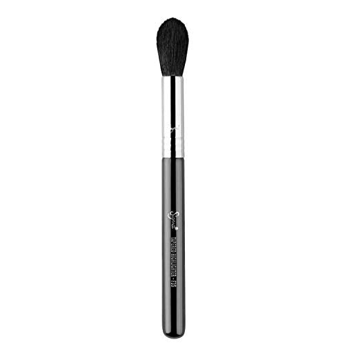 Sigma Beauty Professional F35 Tapered Highlighter Synthetic Face Makeup Brush With Sigma Tech Fibers