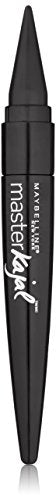 Maybelline New York Eyestudio Master Kajal Eyeliner, Onyx Rush, 0.053 oz.