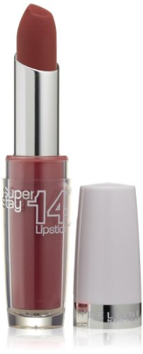 Maybelline New York Superstay 14 hour Lipstick, Fuchsia forever, 0.12 Ounce