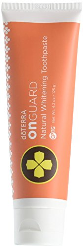 Do Terra   On Guard Natural Whitening Toothpaste   4.2 Oz (2 Pack)