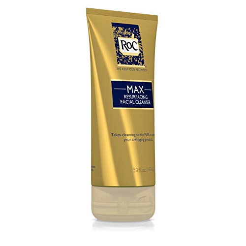 Roc Max Resurfacing Anti-Aging Facial Cleanser, 5 Fl. Oz.