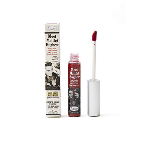 The Balm Meet Matt(E) Hughes Long Lasting Liquid Lipstick, Loyal