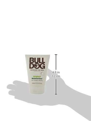 MEET THE BULL DOG Original Moisturiser, 3.3 Ounce