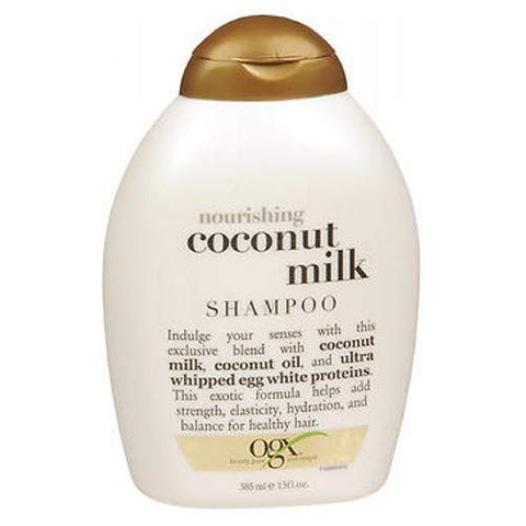 Organix Organix Nourishing Coconut Milk Shampoo, 13 oz (Pack of 4)