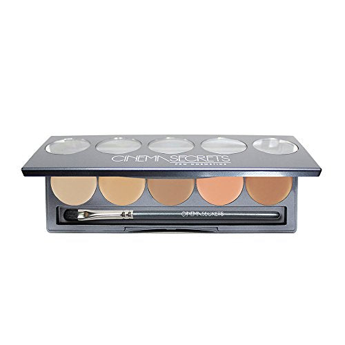 Cinema Secrets Pro Cosmetics Ultimate Corrector 5 In 1 Pro Palette No.1