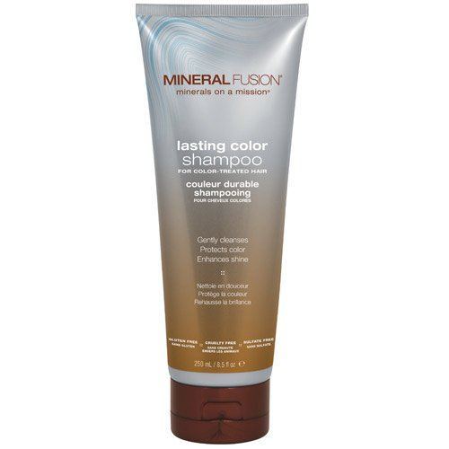 Mineral Fusion Shampoo, Lasting Color For Color Treated Hair, 8.5 Ounce