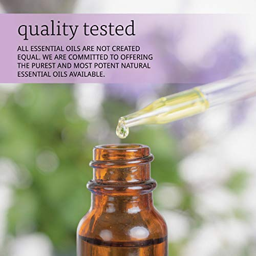 Now Essential Oils, Tea Tree Oil, Cleansing Aromatherapy Scent, Steam Distilled, 100% Pure, Vegan, C