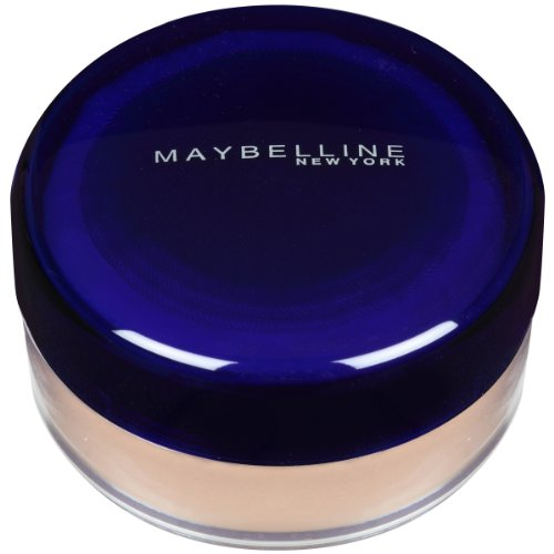 Maybelline New York Shine Free Oil-Control Loose Powder, Medium, 0.7 oz.