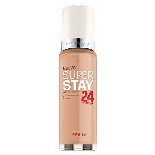 Maybelline New York Super Stay 24Hr Makeup, Pure Beige, 1 Fluid Ounce