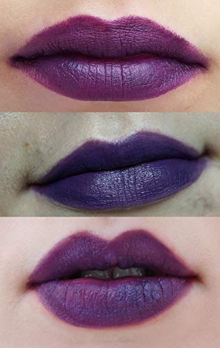 Golden Rose Velvet Matte Lipstick, 28 Bossanova Purple