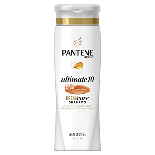 Pantene Pro-V Shampoo, Ultimate 10 with BB Creme, 12.6 Ounce
