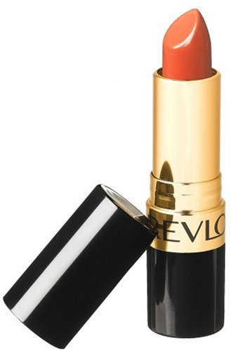 Revlon Super Lustrous Lipstick With Vitamin E And Avocado Oil, Cream Lipstick In Brown, 325 Toast Of