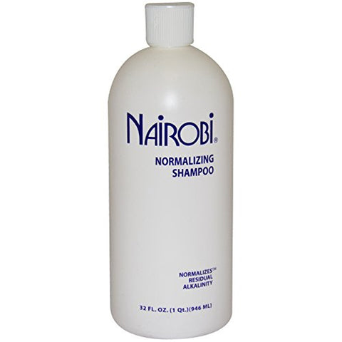 Nairobi Normalizing Shampoo for Unisex, 32 Ounce