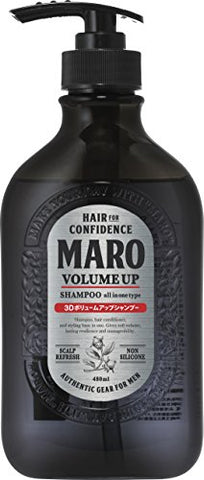 Japan Health and Personal - MARO 3D volume up shampooAF27