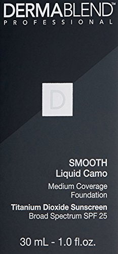 Dermablend Smooth Liquid Camo Foundation For Dry Skin With Spf 25, 1 Fl. Oz.