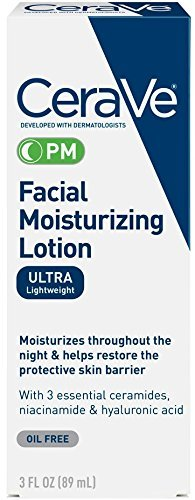 CeraVe Facial Moisturizing Lotion PM 3 oz (Pack of 10)