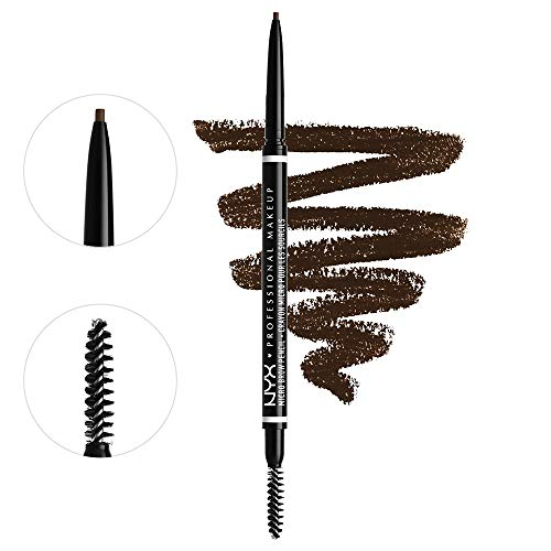 Nyx Professional Makeup Micro Brow Pencil, Eyebrow Pencil, Espresso, 1 Count