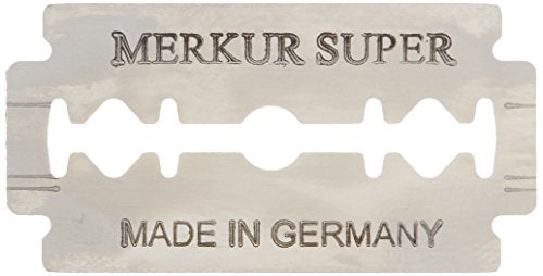 Merkur Futur Adjustable Safety Razor, Chrome Finish, Mk 701001