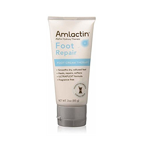 Amlactin Foot Cream Therapy 3 Oz ( Pack Of 5)