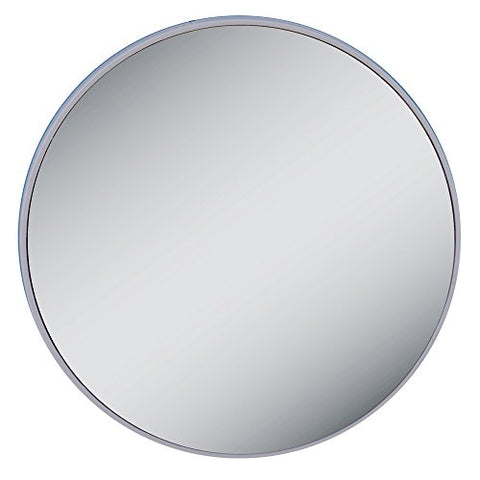 Zadro 20X Extreme Magnification Suction Cup Mirror, Gray