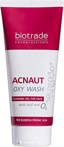 !!! ACNE OUT OXY WASH CLEANSING GEL - !!!TOP PRODUCT FROM BULGARIA. by Biotrade