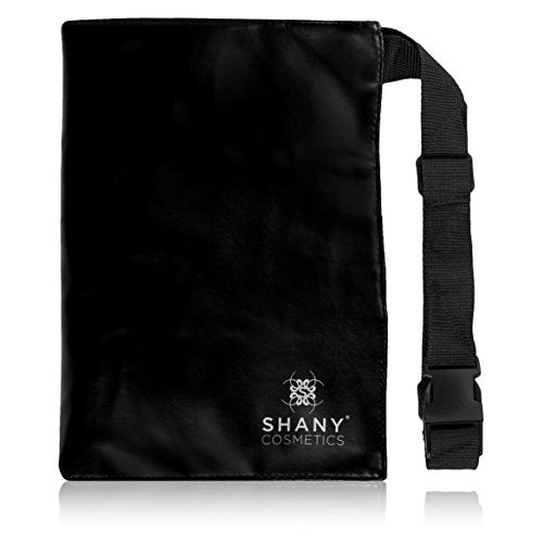 Shany Urban Gal Collection Professional Makeup Apron   Makeup Artist Brush Belt   Leather