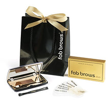 Fab Brows Duo Dark Brown/Chocolate Eyebrow Makeup