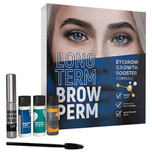 Mayamy Long-term Brow Perm Set, Brow Lamination, Professional grade.