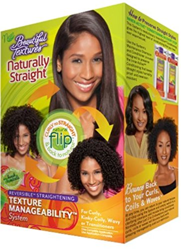 Beautiful Textures Naturally Straight Texture Manageability System, 1 ea (Pack of 5)
