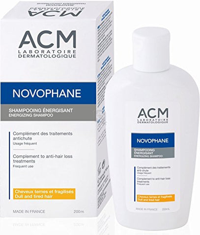 ACM Laboratoire Novophane Energisant Anti Hair Loss Treatment Shampoo 200ml Hair Product