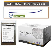 Eye Care - ACE PDO thread lift KOREA - Mono Type/Blunt 30G25 (20pcs) for Eye Care (30G25/35)