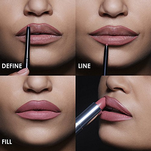 Maybelline Color Sensational Lipstick, Lip Makeup, Matte Finish, Hydrating Lipstick, Nude, Pink, Red