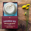 Image of Royal Jelly Body Butter ORIGINAL Formula by Savannah Bee Company - 1.65 Ounce