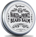 Image of Naked Prince Scent Free All Natural Beard Balm Leave in Conditioner Beard Butter Moisturizer Premium Scentless Fragrance-Free Great for Hunters - Best Leave in Conditioner Balm for Bearded Men