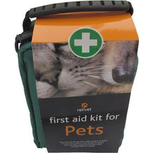 Load image into Gallery viewer, Pet First Aid Travel Camping Kit for Dog or Cat - Try Adventure Shop