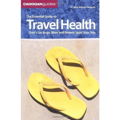 The Essential Guide To Travel Health - Try Adventure Shop