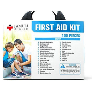 Tamuli Health First Aid Kit - Try Adventure Shop