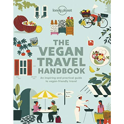 Vegan Travel Handbook - Try Adventure Shop