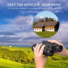 Load image into Gallery viewer, Hosome 12x42 Binoculars for Adults - Try Adventure Shop