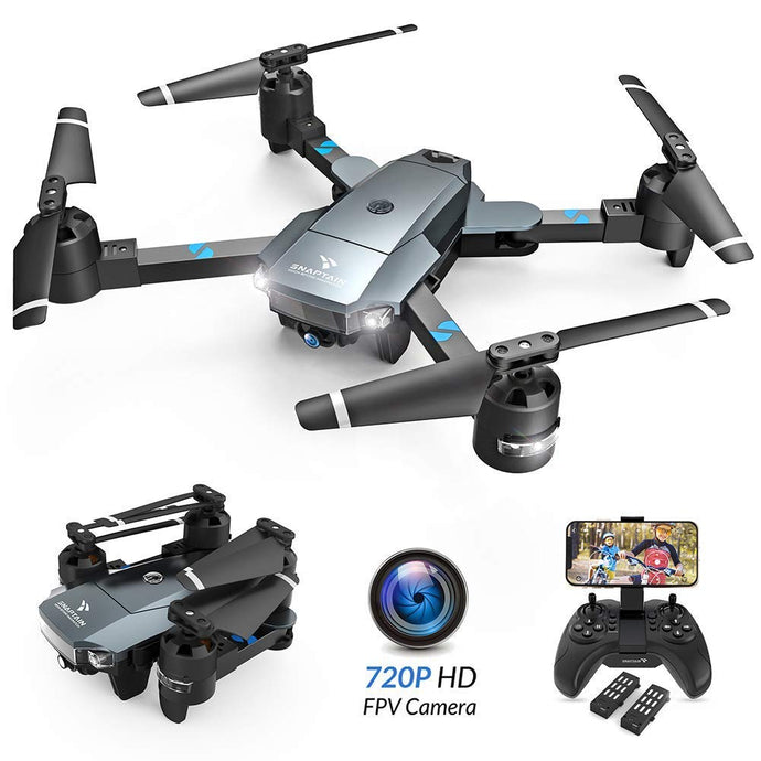 SNAPTAIN WiFi Drone with 120° Wide-Angle 720P HD Camera - Try Adventure Shop