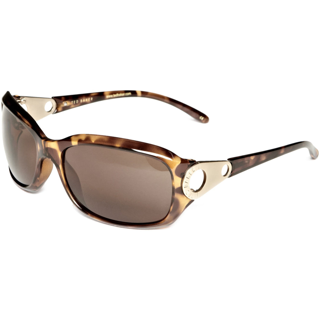 Ted Baker Women's Britta Sunglasses, Brown (Tortoiseshell), One Size - Try Adventure Shop
