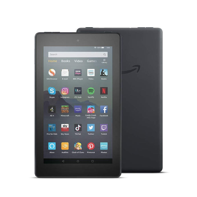 All-new Fire 7 Tablet 16 or 32 GB with Special Offers - Try Adventure Shop